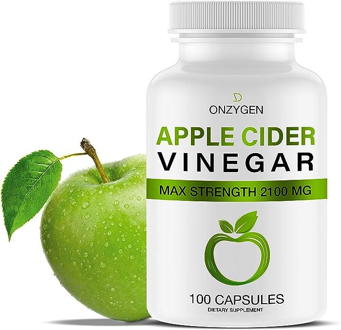 Top 10 Rx Select Apple Cider Vinegar