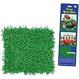 Beistle Green Tissue Grass Mats |15-Inch x 30-Inch | (2-Pcs)
