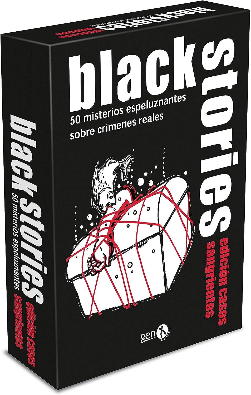 Ediciones de Black Stories