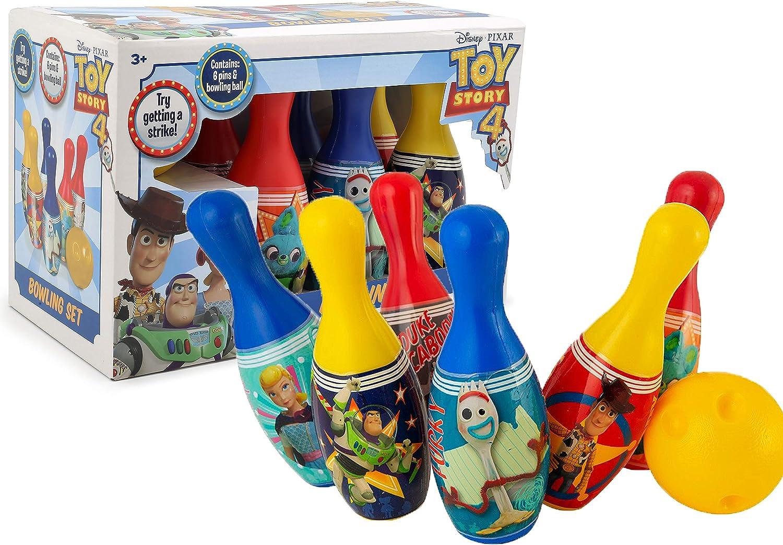 Disney Toy Story 4 Set Bolos Infantil Pixar | Juego De Bolos para ...