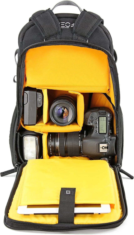 Veo Discover 42 - Mochila fotográfica y bandolera para cámara ...