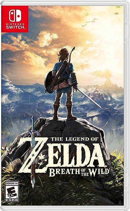 The Legend Of Zelda: Breath Of The Wild La leyenda de Zelda: Breath of the Wild: Amazon.es: Videojuegos
