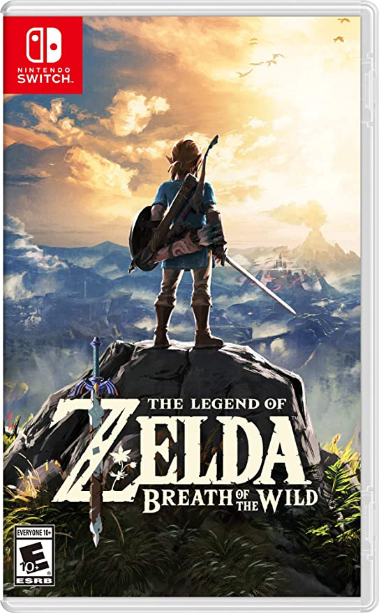 The Legend Of Zelda: Breath Of The Wild La leyenda de Zelda: Breath of the Wild: Amazon.es: Videojuegos