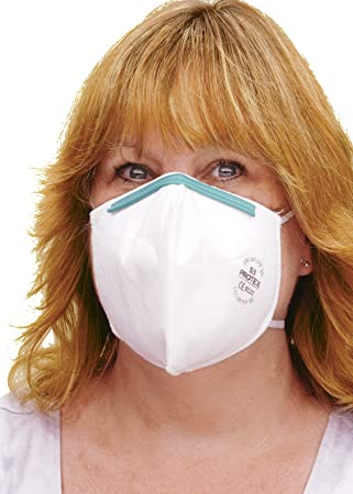 20 Of Mask S3 Respiratory Protex Pack