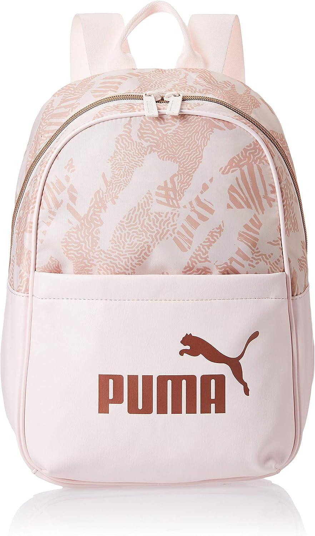 donde quiera grado Ir a caminar  Puma WMN Core Up Backpack Mochila, Mujeres, Rosewater (Rosa), Talla Única:  Amazon.es: Deportes y aire libre