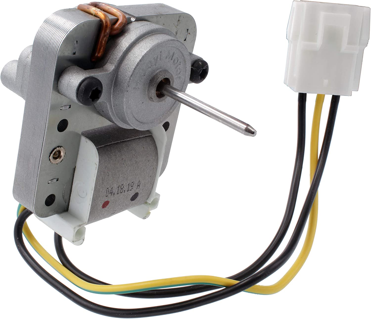 Supplying Demand 297250000 Refrigerator Evaporator Fan Motor Compatible With Frigidaire Fits 1483843, 216914200
