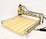 BobsCNC E4 CNC Router Engraver Kit with the