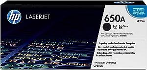 HP 650A | CE270A | Toner Cartridge | Black