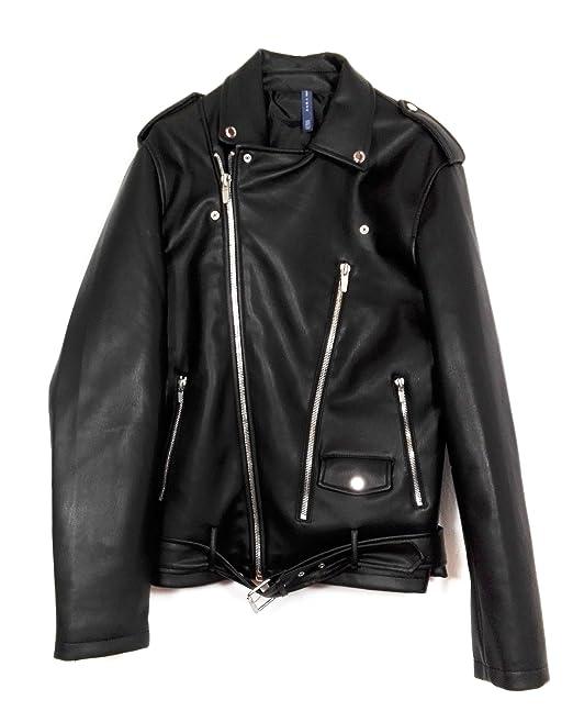 Zara - Chaqueta - para hombre negro X-Large: Amazon.es: Ropa ...