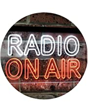 Radio On Air DND Dual Color LED Neon Sign st6-i3094