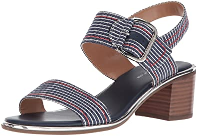 92203f5da Tommy Hilfiger Women s Katz Heeled Sandal  Buy Online at Low Prices ...