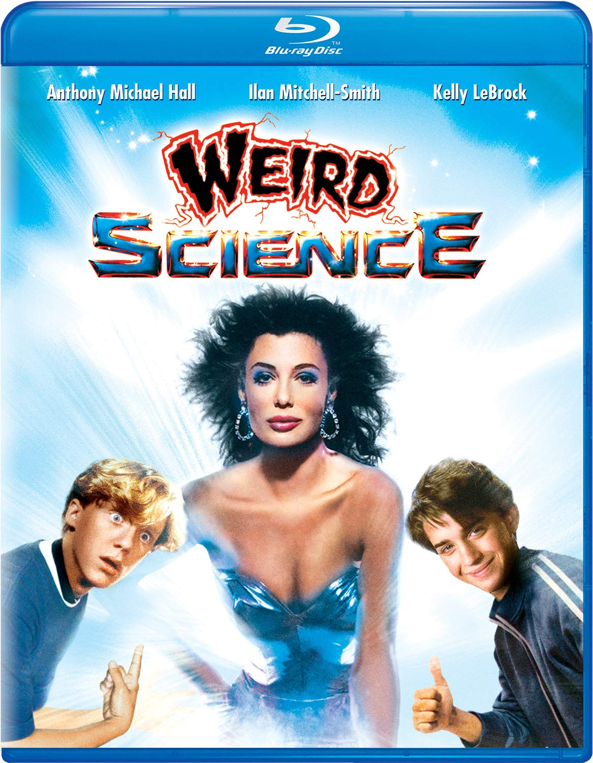 Blu-ray : Weird Science (Blu-ray)