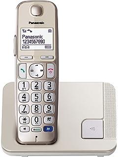 SPC Gossip - Teléfono inalámbrico (agenda 50 nombres y números, teclas grandes, manos libres, pantalla iluminada con números grandes), negro: Spc-Telecom: Amazon.es: Electrónica