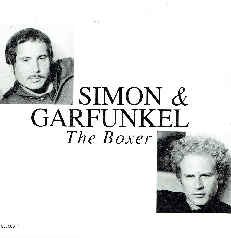 Simon Garfunkel The Boxer 45 7 Amazon Com Music
