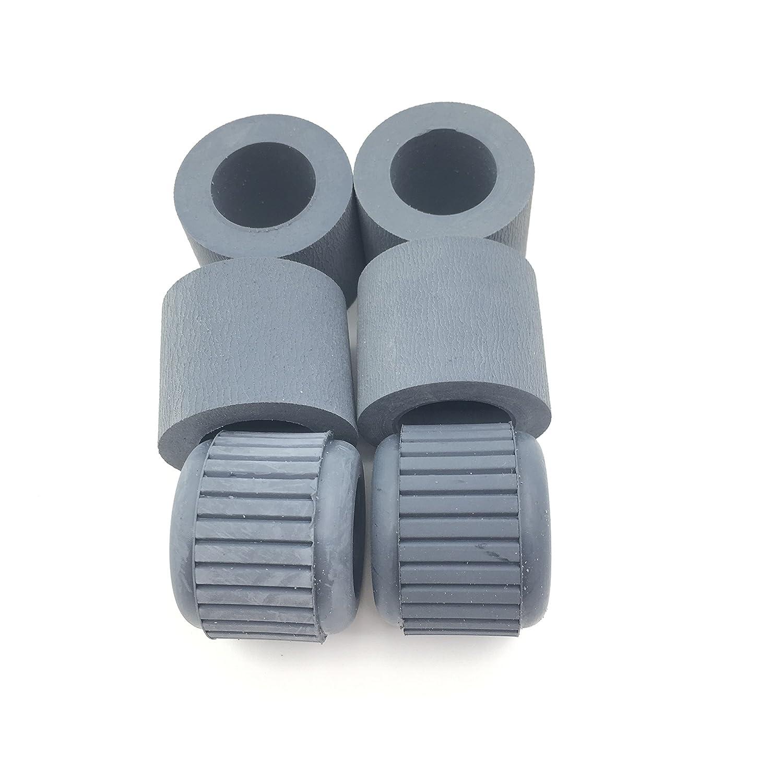 Auto & Motorrad oklili 8927A004Exchange Roller Kit Tonabnehmer Feed Trennung Roller Reifen Gummi für Canon dr-6050C dr-6080C dr-7550C dr-7580C dr-9050C dr-9080C