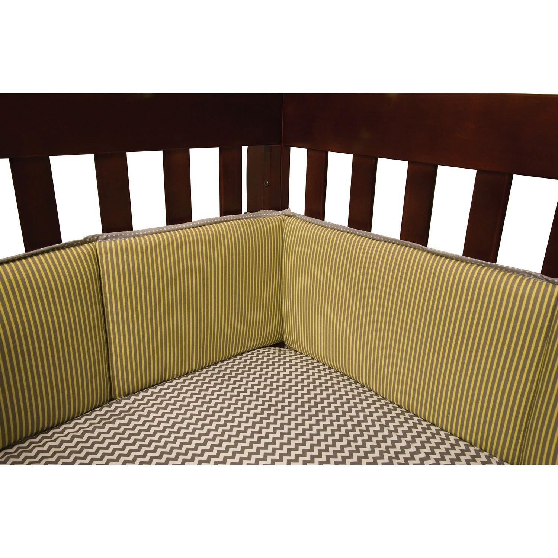 Trend Lab Crib Bumper - Hello Sunshine MegaDeal