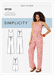 product image for SIMPLICITY CREATIVE CORP Simplicity Pattern XXS-XS-S-M, Various