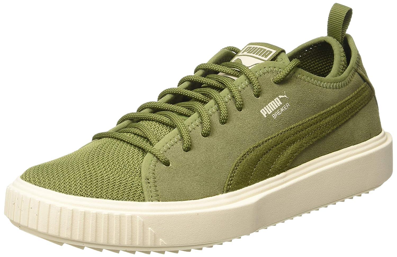 85d28da7733 Puma Unisex's Breaker Mesh Camo Sneakers