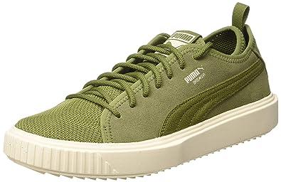 a9040773593 Puma Unisex's Breaker Mesh Camo Sneakers
