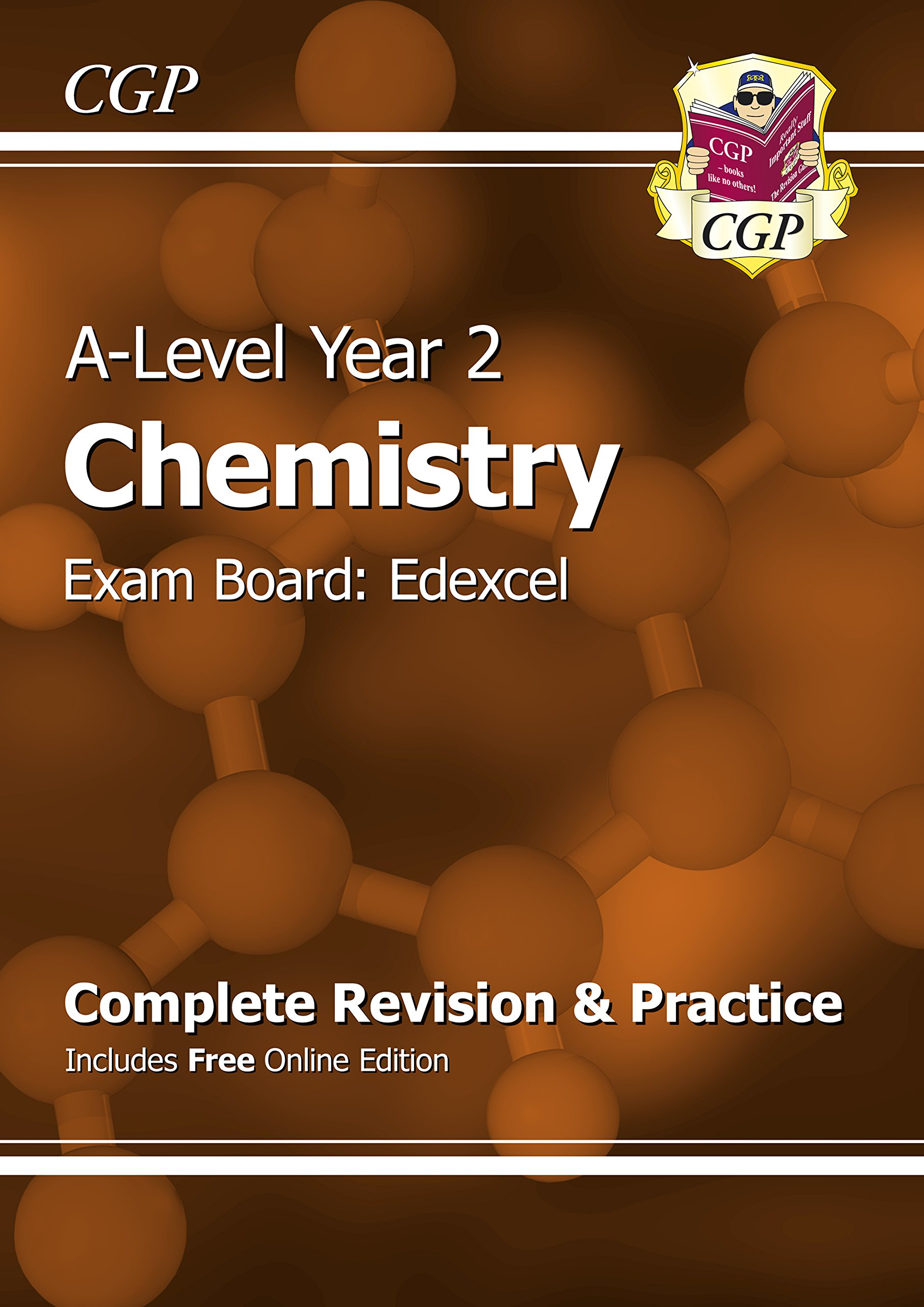 A-Level Chemistry: Edexcel Year 2 Complete Revision & Practice with Online  Edition (CGP A-Level Chemistry): Amazon.co.uk: CGP Books: 9781782943426:  Books