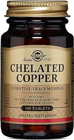 Solgar Chelated Copper