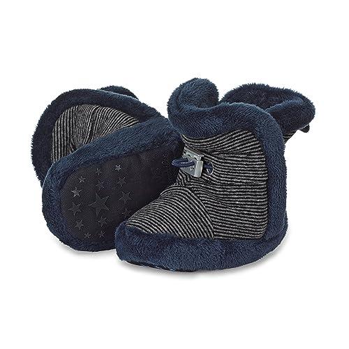 Sterntaler Baby-Schuh, Botas para Bebés, Azul (Marine 300), 17. Pasa ...
