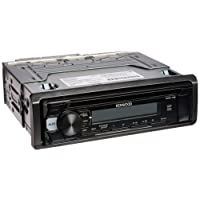 Kenwood KDC-118 In-Dash 1-DIN CD Car Stereo Receiver with Front AUX Input