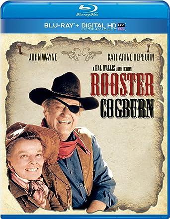amazon com rooster cogburn blu ray john wayne katharine hepburn