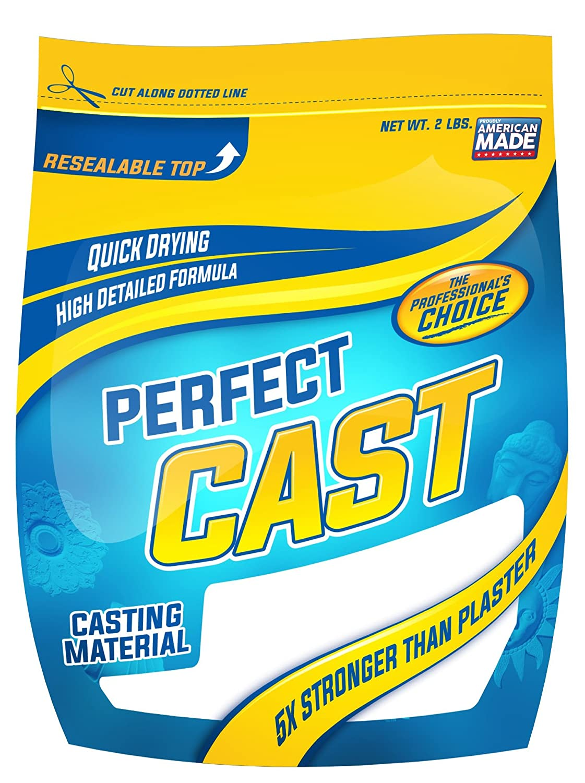 Perfect Cast 4lb Cast & Paint Casting Material Skullduggery Inc 07004