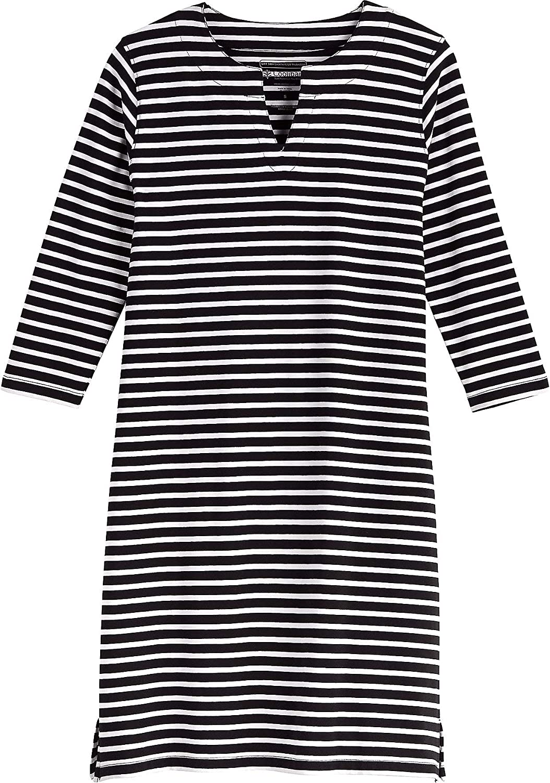 Sun Protective Womens Oceanside Tunic Dress Coolibar UPF 50