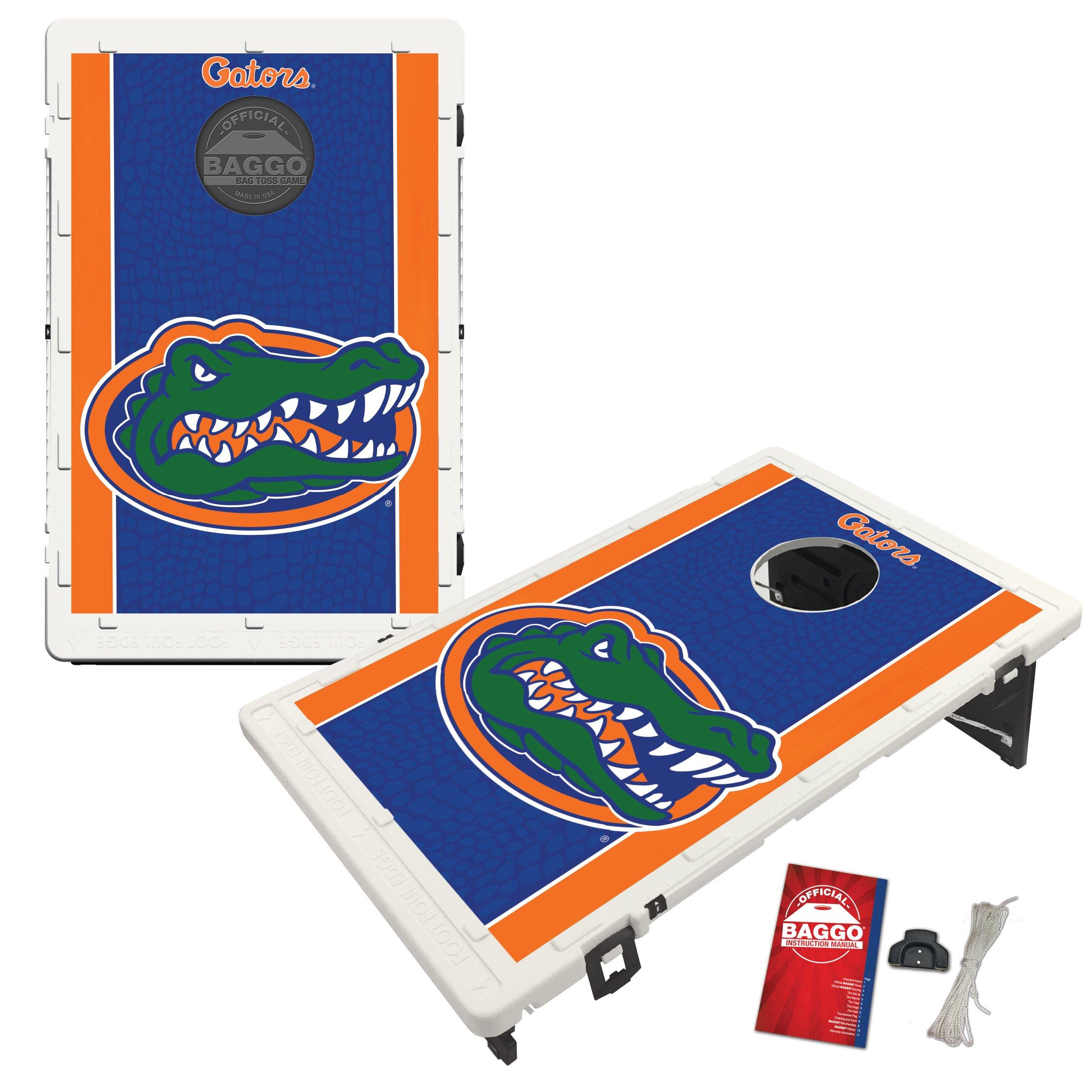 Florida Gators UF Baggo Bean Bag Toss Cornhole Game Fanatics Design