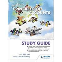 All About Principles of Accounts Quick Study Guide