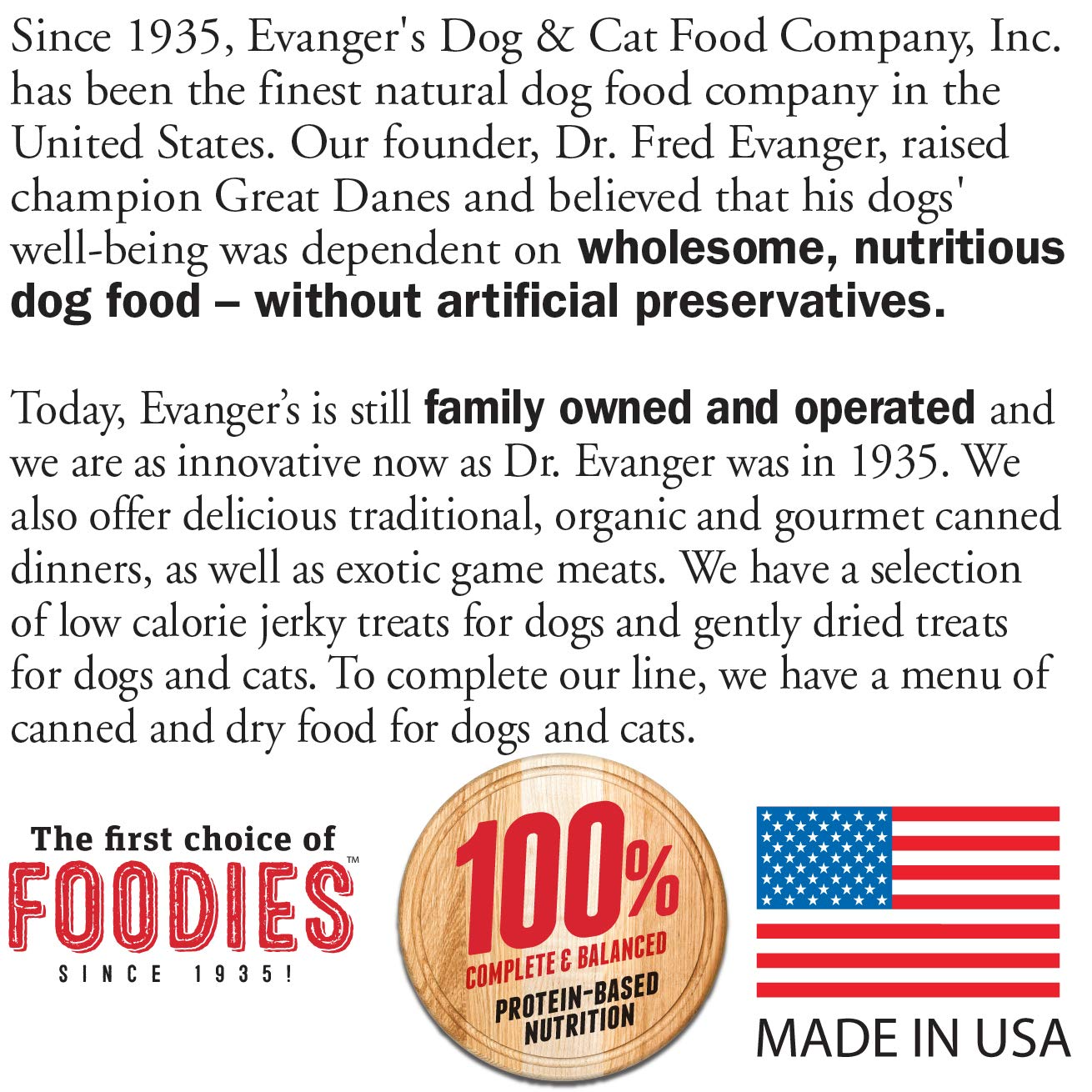 Evanger's Super Premium Gamebird Recipe with Coconut Oil Dry Food for Dogs, 33# by Evanger's Dog & Cat Food Company, Inc.