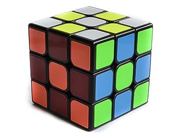 Speed Cube Cubo de Rubic Mágico 3x3 Moyu MF3 Cubing ...
