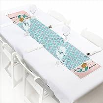 Amazon.com: Let s Be sirenas – Petite Bebé Ducha o fiesta ...