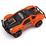 TARRIN ミニラジコンカー 14.5x8x5.5cm オレンジ