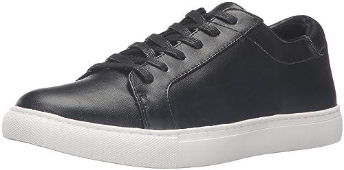 Mens Kam Low-Top Sneakers, Black, Medium Kenneth Cole