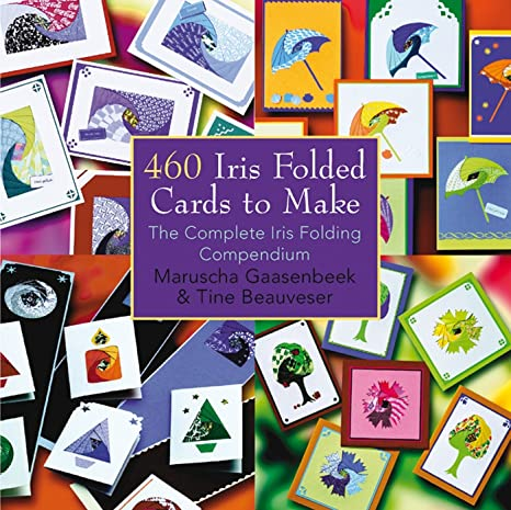 Search Press 460 Iris Folded Cards to Make