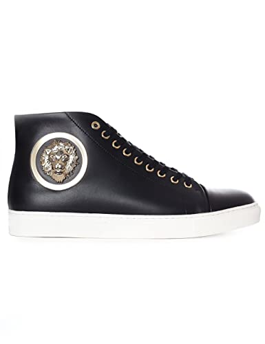 Versus Versace Men's Scarpa Sport Lion Head Hi Top Trainer ...