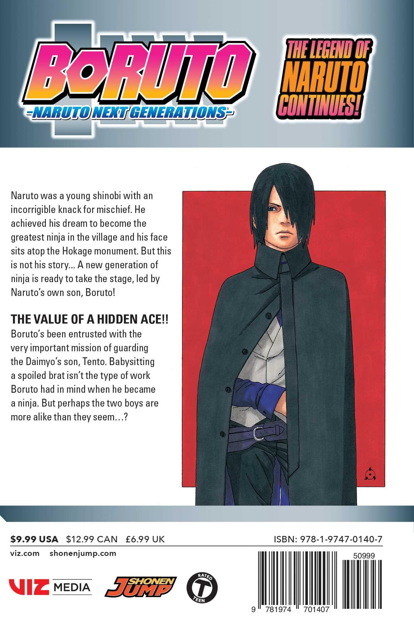 Amazon com: Boruto, Vol  4: Naruto Next Generations (Boruto: Naruto