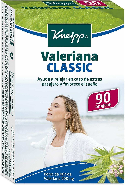 Kneipp - Valeriana classic 90 grageas