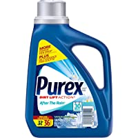 Purex Liquid Laundry Detergent, After the Rain, HEC, 1.47 Liters, 32 Loads