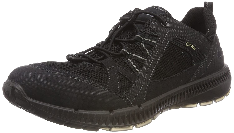 Ecco Terracruise II, Zapatillas para Hombre 43 EU|Negro (Blacktitanium 52570)