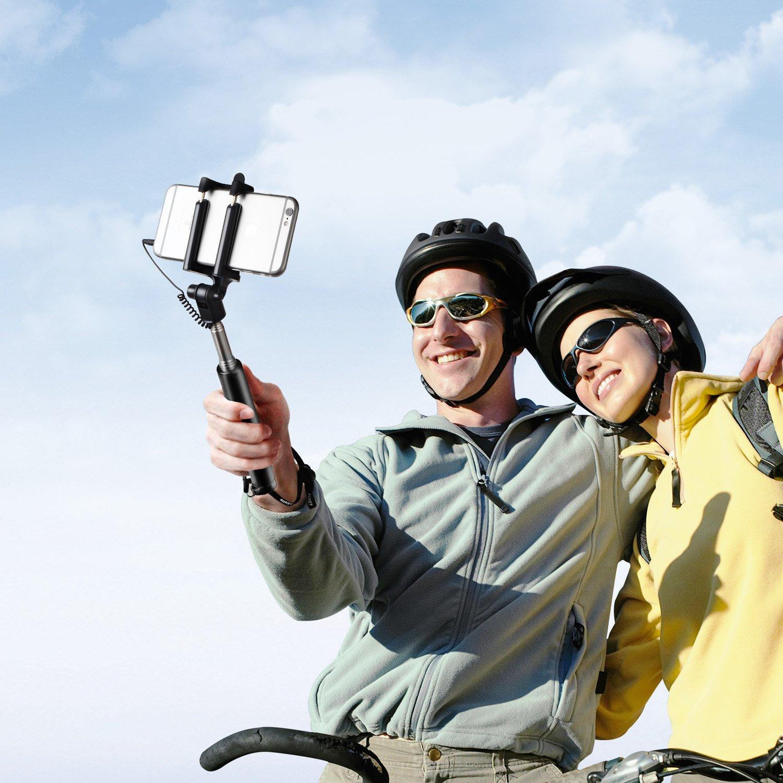 perche selfie iphone, samsung pas cher pour prendre des photos
