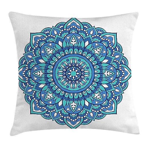 Pads bag Funda de cojín con diseño de Mandala Oriental con ...