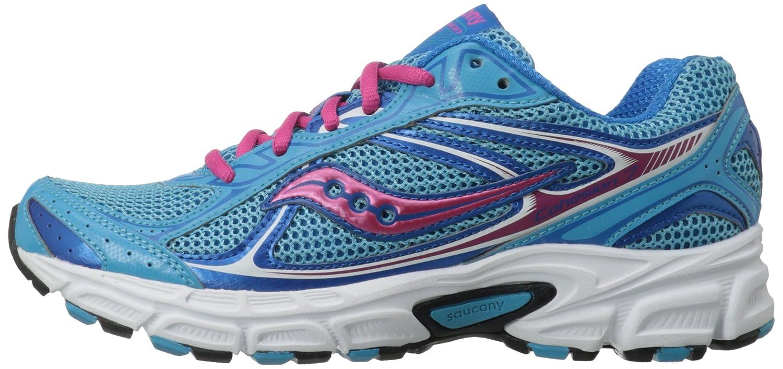 Saucony Grid Cohesion 7, Zapatillas de Running para Mujer, Azul/Rosa, 38 EU: Amazon.es: Zapatos y complementos