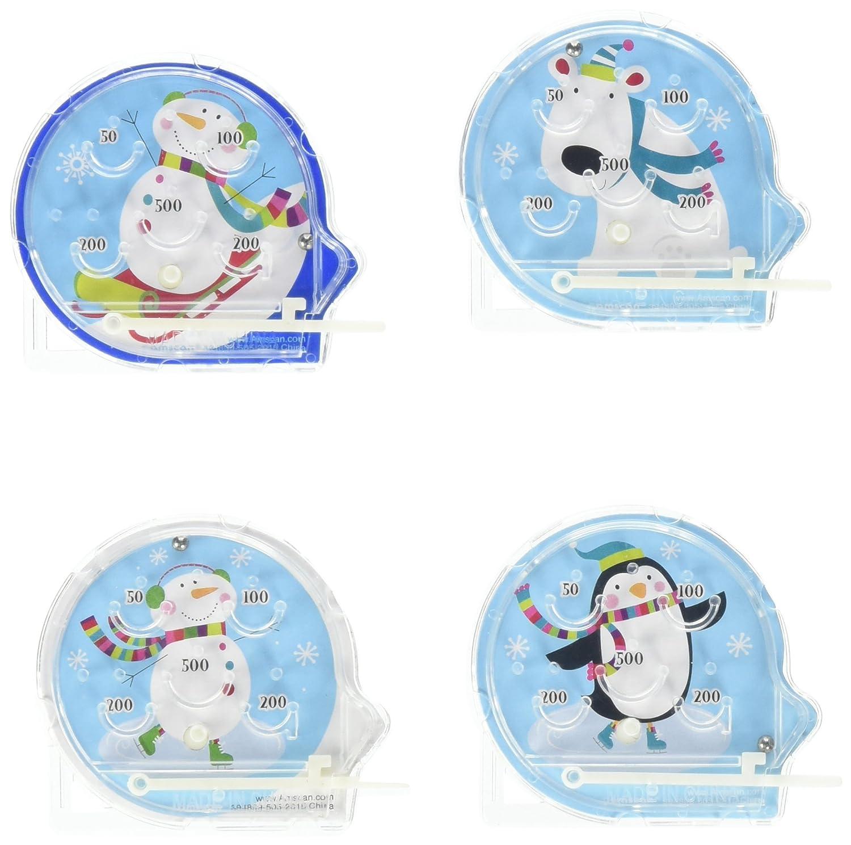 Winter Animals Pinball Games Coolglow 394899