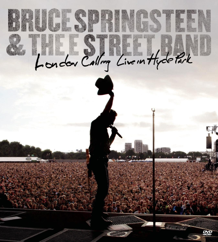 Resultado de imagem para 'London Calling: Live In Hyde Park bruce