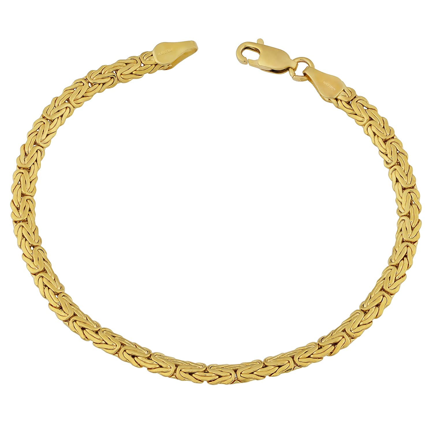 chunky diamond anklet ankle link bracelet gold views karat carat bracelets and more