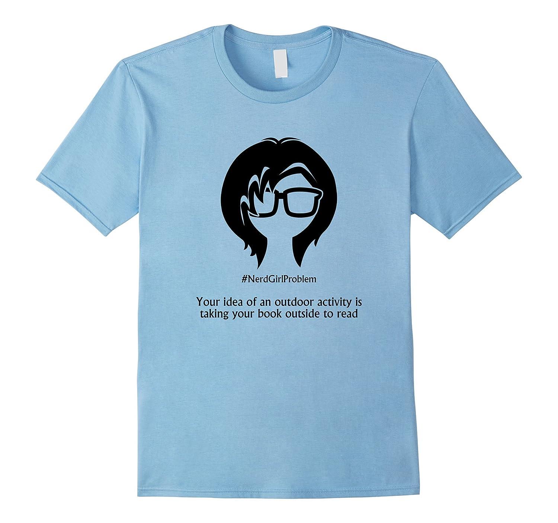 Colamaga Cl Nerd T Problem12 Shirt Girl – OXiuPkZT
